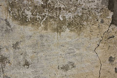 Concrete vintage wall Royalty Free Stock Photos