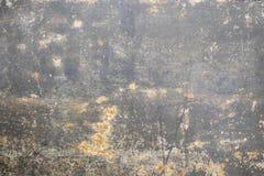 Concrete vlotte textuur donkere roestige kleur Natuurlijk muurmarmer royalty-vrije stock foto
