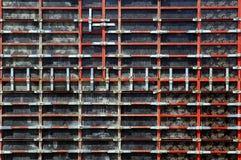 Concrete vorm Stock Foto's
