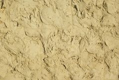Concrete wall. Concrete of cement and sand wall texture, background Stock Photo