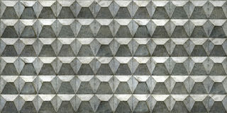 Concrete wall. Seamless texture. Pattern Stock Image