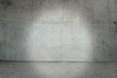 Concrete wall Stock Photography