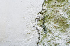 Concrete wall. Royalty Free Stock Images