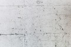 Concrete wall as background Stock Images