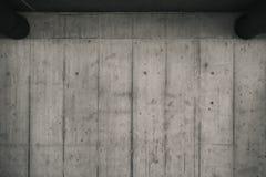 Concrete wall as bleak background Stock Photo