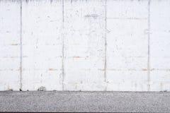 Concrete wall Royalty Free Stock Photos