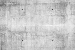 Concrete wall background of a building Stock Images
