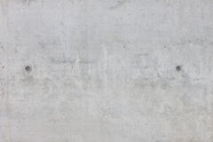 Concrete wall of a building Stock Image