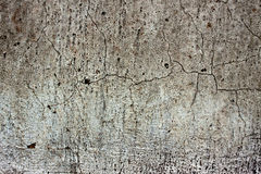 Concrete wall with crack background Stock Image