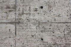 Concrete Wall. A fair faced concrete surface royalty free stock images