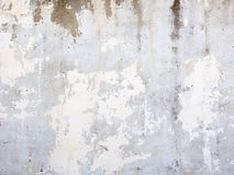 Concrete wall. With few shades of gray Royalty Free Stock Photo