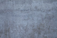 Concrete wall. Gray concrete wall. Textured backgground Royalty Free Stock Photo