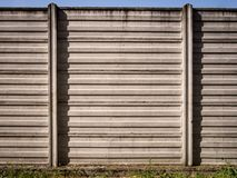 Concrete wall of industrial background Royalty Free Stock Image
