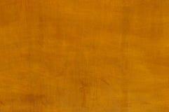 Concrete wall, orange textured background Royalty Free Stock Image