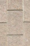 Concrete Wall Panels Stock Photo
