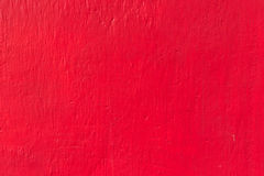 Concrete wall red texture background. Color of concrete wall texture background Stock Image