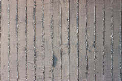 Concrete wall with stripes Stock Photography