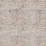 Concrete wall surface seamless texture. Concrete wall with traces of the formwork background/texture, can be repeated without seams Royalty Free Stock Photo