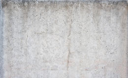 Concrete wall texture. Concrete grey wall texture background with cracks and holes Royalty Free Stock Photo