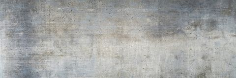 Concrete wall. Texture of old gray concrete wall for background royalty free stock images