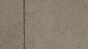 Concrete Wall Vertical Fugue Royalty Free Stock Photography