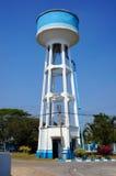 Concrete water storage tank Stock Photos