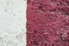 Concrete, weathered, worn out wall, damaged paint. Artistic texture of wall stock images