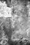 Concrete white cracked texture Royalty Free Stock Photography