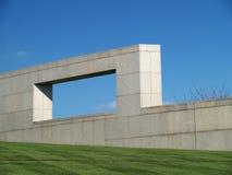 Concrete window Stock Photography