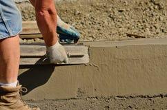 Concrete Work Stock Photos