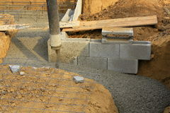 Concreting Stock Images