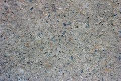 Concreto com fundo pequeno das pedras Imagem de Stock Royalty Free