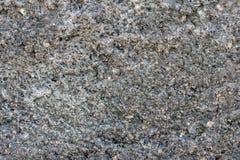 Concreto com fundo pequeno das pedras imagens de stock royalty free