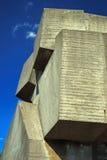 Concreto e céu Foto de Stock Royalty Free