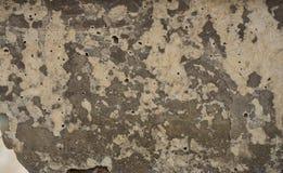 Concreto velho com decalque foto de stock royalty free
