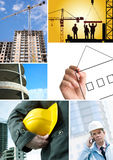 Concstruction Stock Image