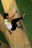 Concurrence 2011 d'IFSC Worldcup Image stock