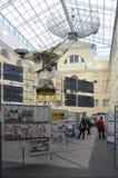 Concurrence architecturale au musée de communication Photographie stock