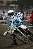 Sport Ligurie de MX Moto de Trofeo Images libres de droits