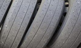Concurrence des roues de camion Photos libres de droits