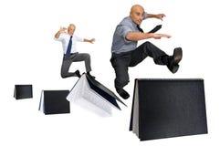 Concurrentie Stock Foto