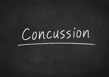 Concussion Royalty Free Stock Photos