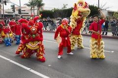 Condado de Orange, la ciudad de Westminster, California meridional, los E.E.U.U., el 21 de febrero de 2015, poco Saigon, comunida Imagen de archivo