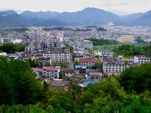 Condado de Yunhe Imagen de archivo