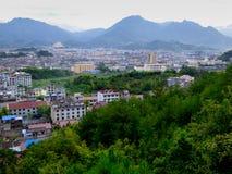 Condado de Yunhe Imagen de archivo libre de regalías