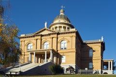 Condado del placer, palacio de justicia de California Fotos de archivo