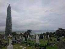 Condado redondo Waterford Irlanda de la torre imagen de archivo libre de regalías