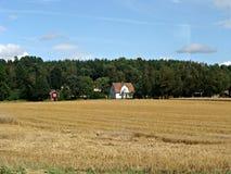 Condado Uppsala Imágenes de archivo libres de regalías