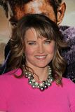 Condamné, Lucy Lawless photographie stock