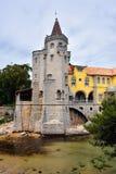 Conde Castro Guimaraes museum, Cascais, Portugal Stock Image